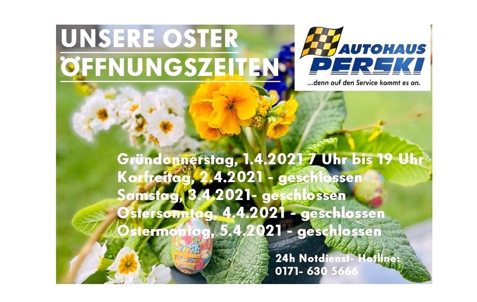 +++ FROHE OSTERN +++